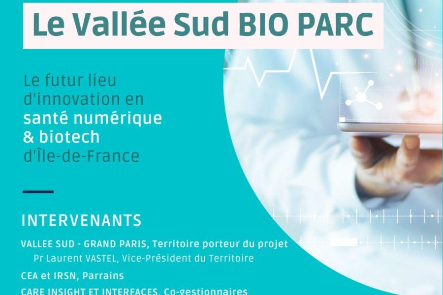 VIDÉO | Vallée Sud BIO PARC : le futur lieu d'innovation en santé en Île-de-France